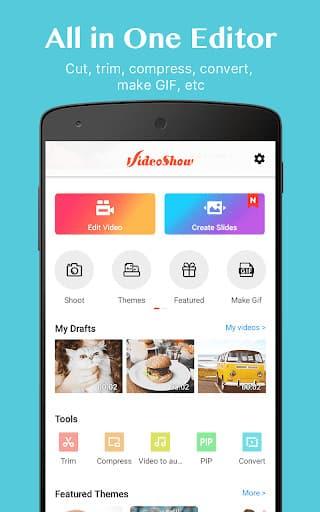 videsow- instagram video edtings apps