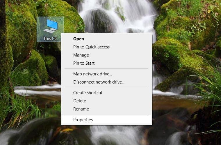 1. Windows 10 This Pc