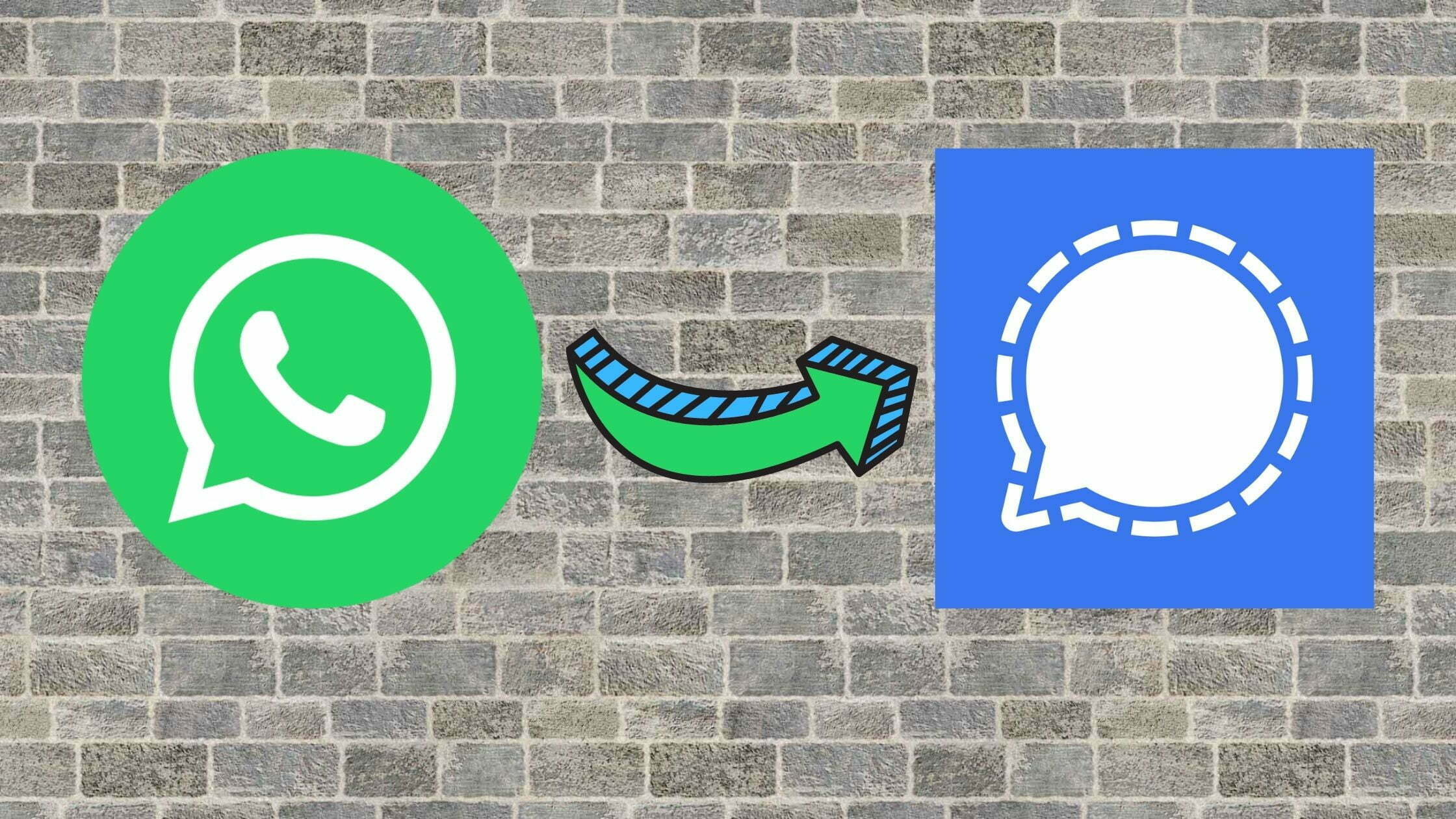 whatsapp group chats move to signal